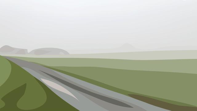 Julian Opie, 'Winter 23.', 2012, Alan Cristea Gallery