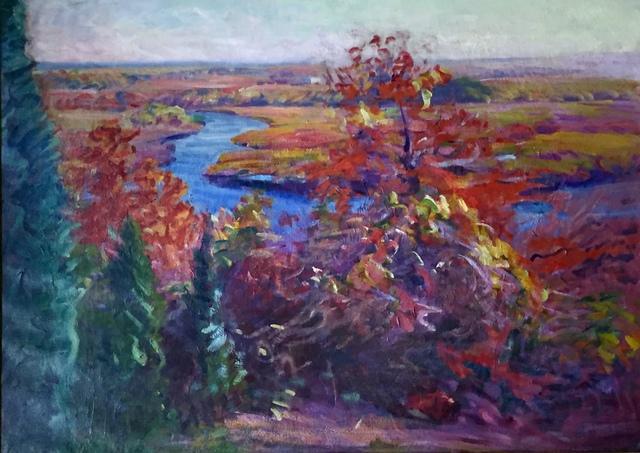 Dodge Macknight, 'The Marsh at East Sandwich', Early 20th c., Bakker Gallery