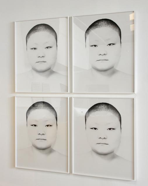 , 'Skin Head,' 1998, ROSEGALLERY
