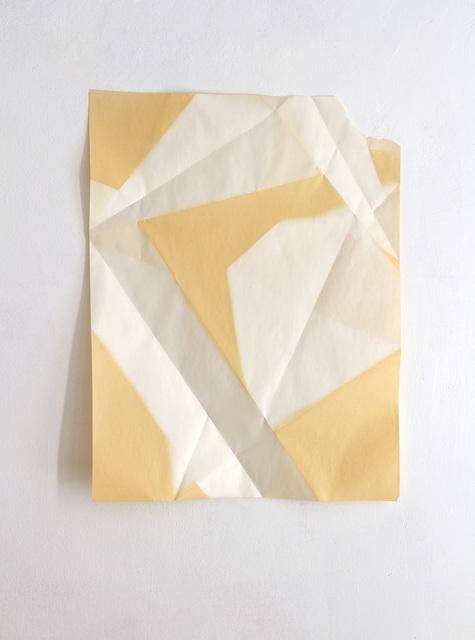 , 'Diagrams of accumulation 3,' 2017, Galerie Michaela Stock