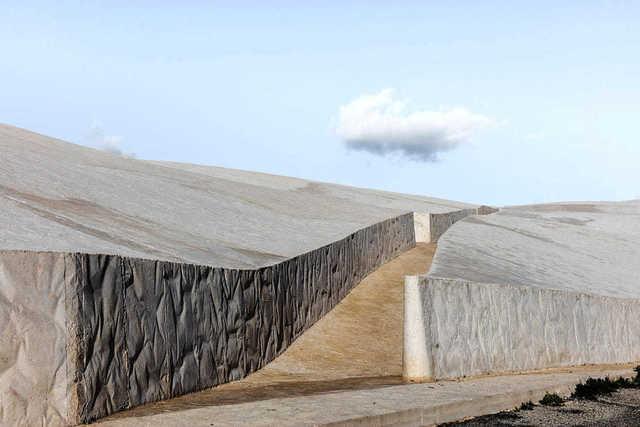 , 'Il cretto grande,' 2018, Galleria del Cembalo