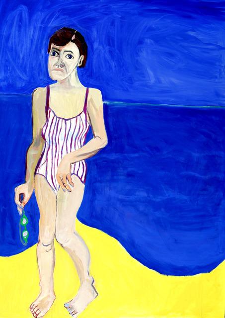 , 'Going Swimming,' 1997, Flowers