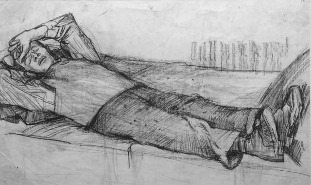 , 'Boy Sleeping,' , Cyril Gerber Fine Art/ Compass Gallery