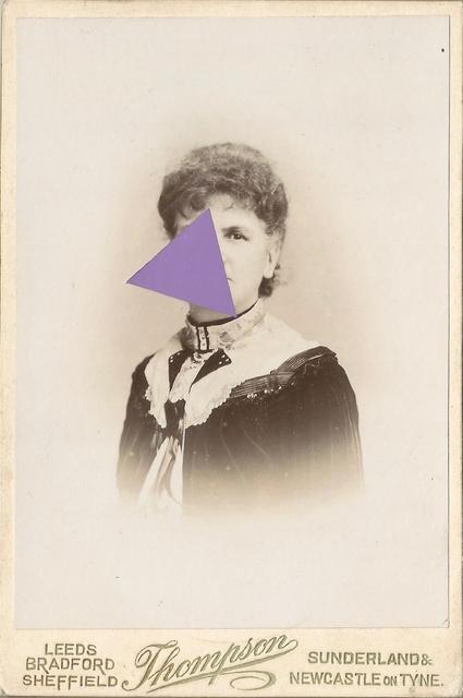 , 'Mrs Thompson6190 & Thompson6190 (side 1),' 2017, The Photographers' Gallery