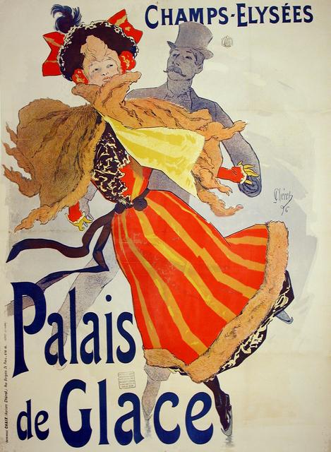 , 'Palais de Glace - Champs-Elysees ,' 1896, Omnibus Gallery