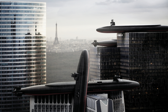 , 'La Defense,' 2011, VICTORI+MO CONTEMPORARY