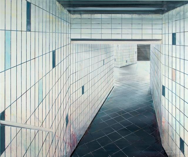 , 'Random tiles,' 2016, Hosfelt Gallery