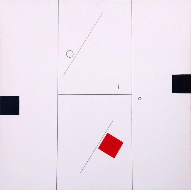 , 'Olho , Horizonte Vazio,' 1985, Roberto Alban Galeria de Arte