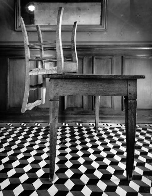 , 'Vincent Van Gogh's Chair, Auberge Ravoux,' 2003, Vision Neil Folberg Gallery
