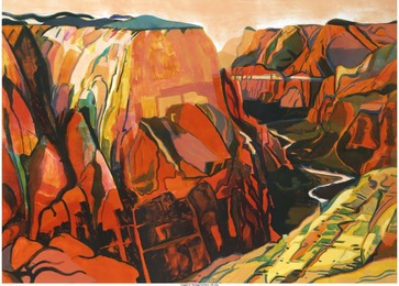 Susan Shatter, 'Grand Canyon,' 1981, Heritage Auctions: Valentine's Day Prints & Multiples