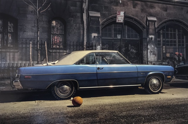 , 'Basketball Car, Plymouth Duster,' 1974, Jackson Fine Art