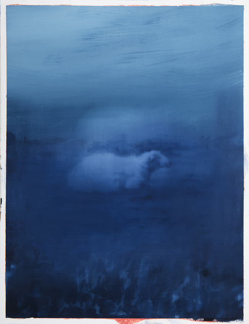 , 'Sheep I,' 2017, Barnard