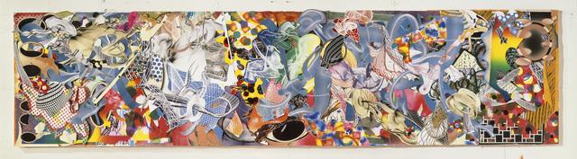 Frank Stella, 'Die Verlobung in St. Domingo [Novella No.4]', 1999, Bernard Jacobson Gallery