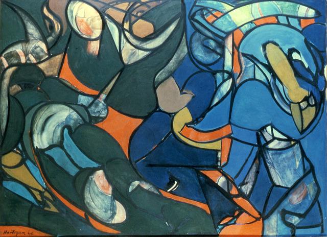 , 'Male Image,' 1966, C. Grimaldis Gallery
