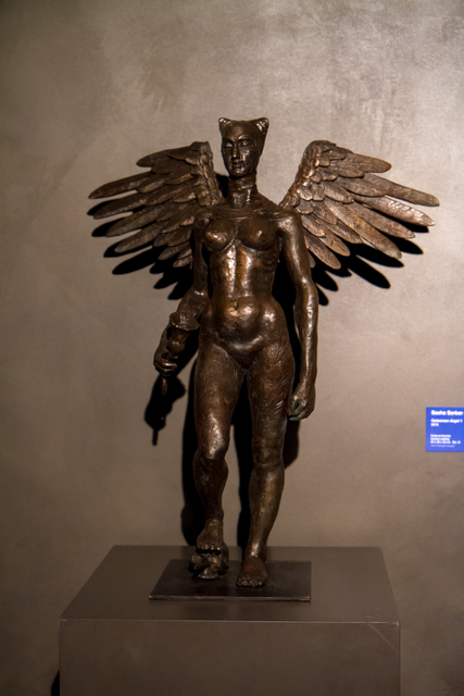 , 'Catwoman Angel 1,' 2015, Mirav Katri
