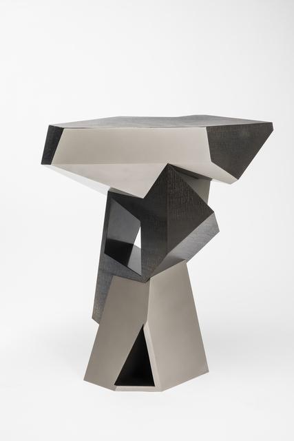 , 'Crystal Pedestal with textures ,' 2017, Garrido Gallery