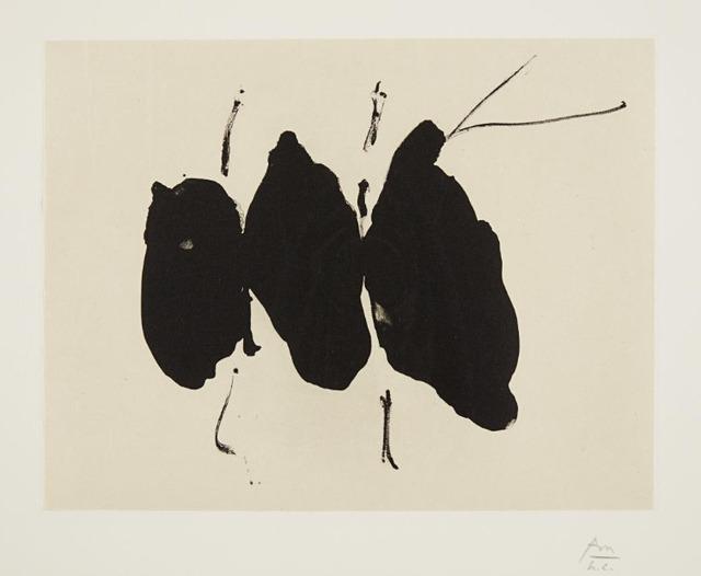 , 'Octavio Paz Suite: Mexican Elegy,' 1988, Upsilon Gallery