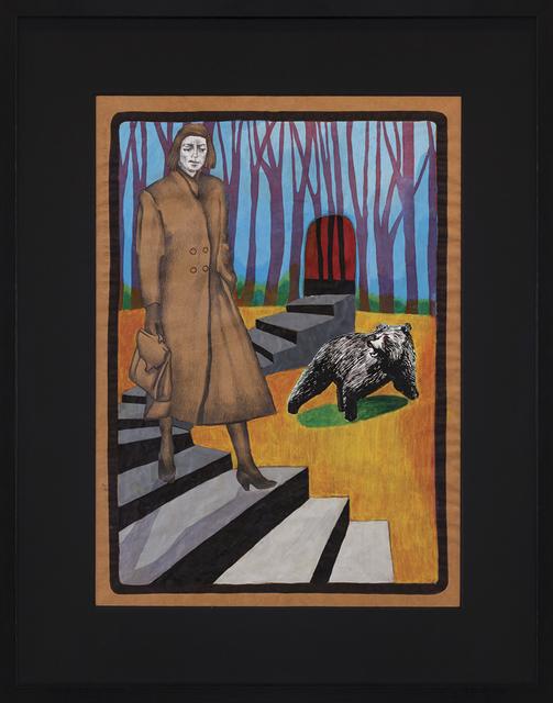 , 'Human Fur,' 2012, Sanatorium