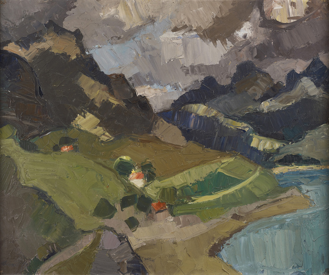 , 'Glen Torridon,' ca. 1950, The Scottish Gallery