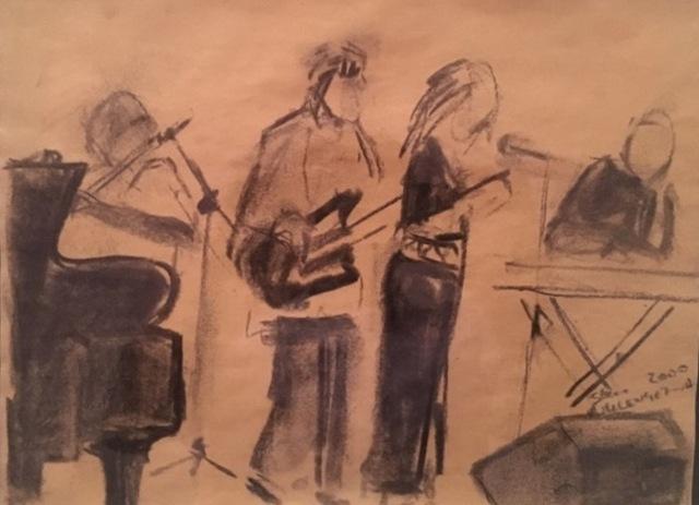 , 'Musicians,' 2000, ArtVault