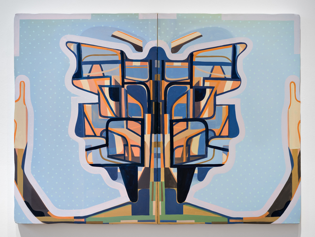 Tom Burckhardt, 'Herman's Hinge', 2018, Gregory Lind Gallery