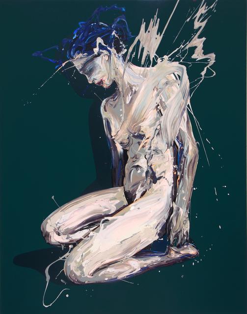 , 'Transcription 46 (Unnatural),' 2018, Joseph Nease Gallery
