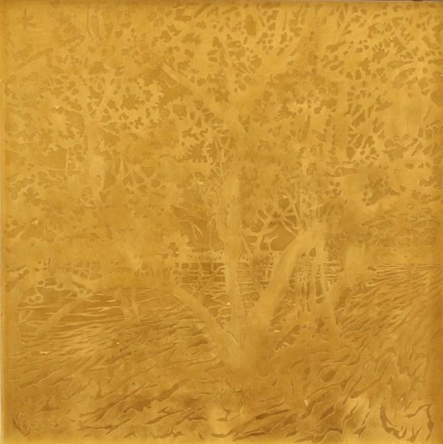 , 'Gold Cut, Meadowbank,' 2018, Art Atrium