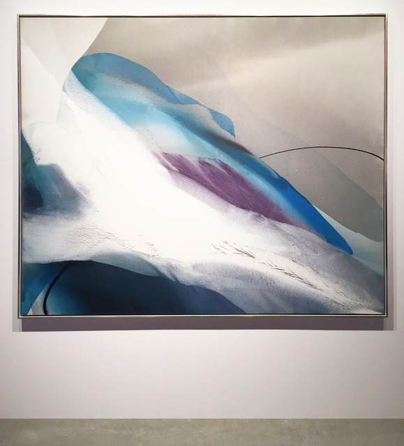 , 'Phenomena Silver Mine Vein,' 1971, Leslie Feely