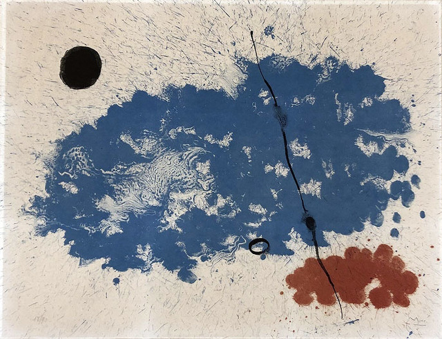 Joan Miró, 'Mural', 1961, Le Coin des Arts