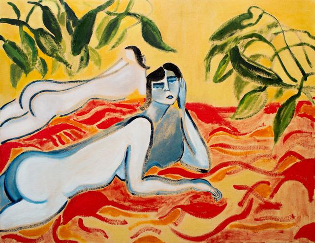 , 'Nude,' 2016, Projet Pangée