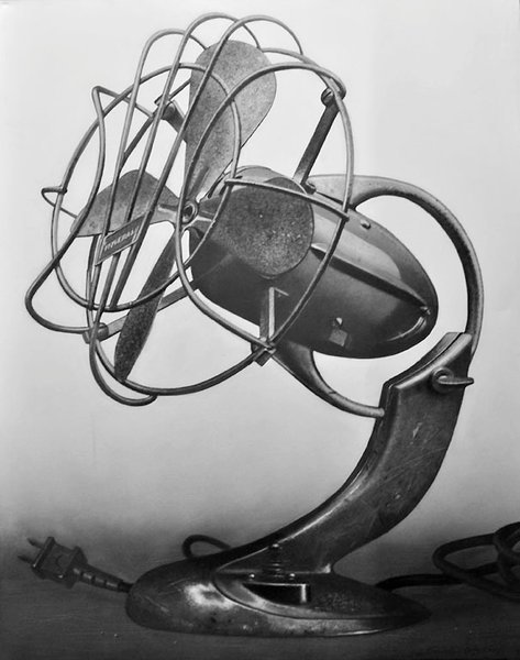 , 'Fan,' 2010, Black & White Gallery/Project Space