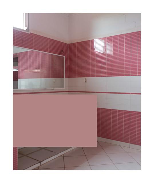 , 'Men's Room,' 2017, Hans Alf Gallery