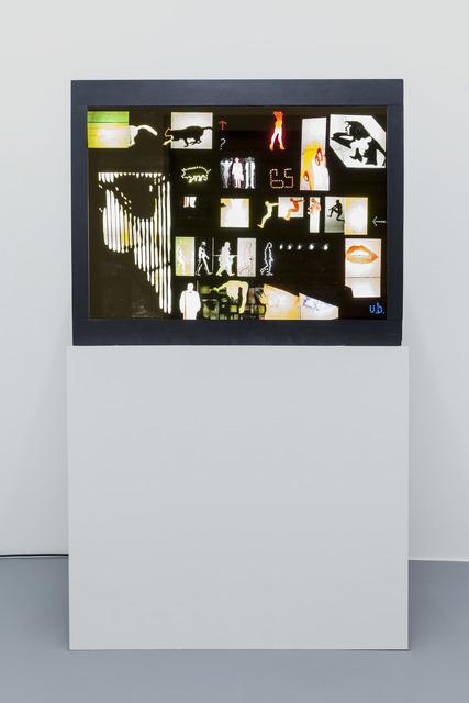 Umberto Bignardi, 'Fantavisore', 1965-2019, Galleria Bianconi