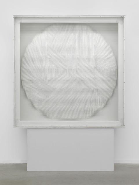 , 'Silber-Rotor [Silver-Rotor],' 1964, Ben Brown Fine Arts