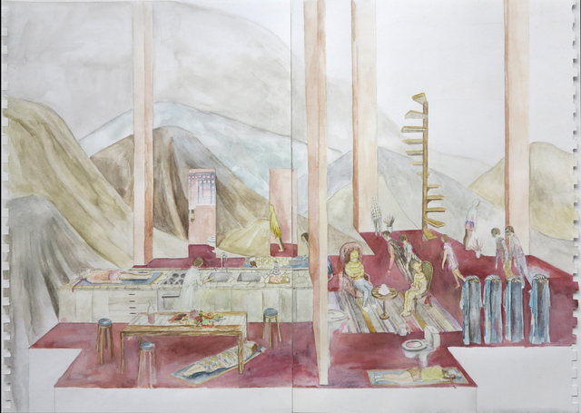 , 'Laboratory for a Collective Dreaming Experience,' 2014, Bendana | Pinel