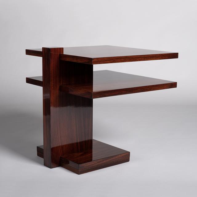André Sornay, 'Rectangular side table', Circa 1930, Galerie Alain Marcelpoil
