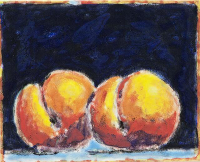 , 'Peaches,' , Imlay Gallery