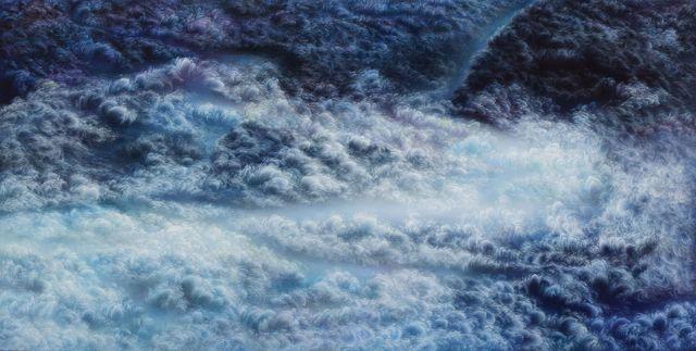Jin-wook Yeom, 'Memory of Mountain', 2015, Painting, Oil on canvas, Gallery LEE & BAE