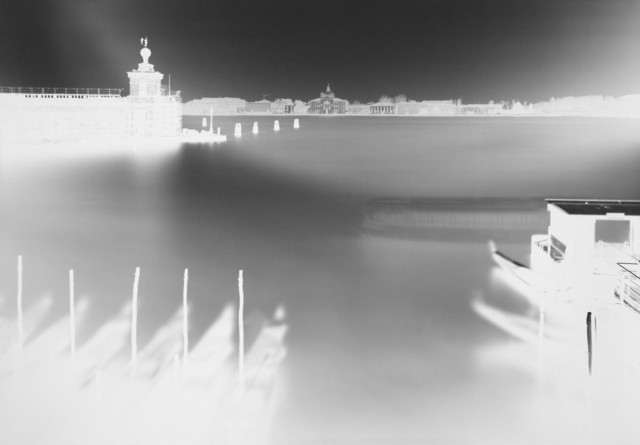Vera Lutter, 'Calle Vallaresso, Venice XXX: February 1', 2008, Edwynn Houk Gallery