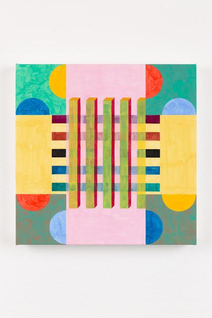 , 'Doric Glitch,' 2018, David B. Smith Gallery