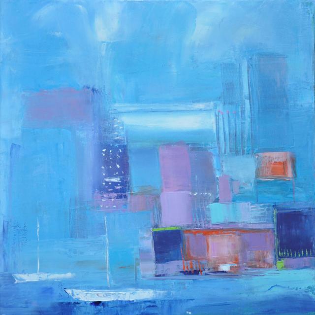 , 'City And Water,' 2017, Vitavie Gallery