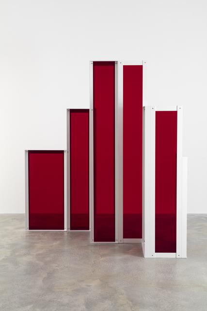 , 'Growth Elevation,' 2016, Casey Kaplan