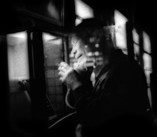, 'Night phone call and a smoke, Hatagaya, Tokyo, Japan,' 2002, Sous Les Etoiles Gallery