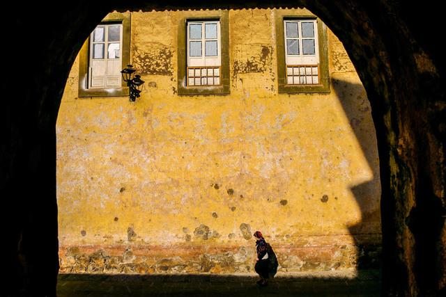 , 'Amarillo Muro,' 2009, gil | zarate