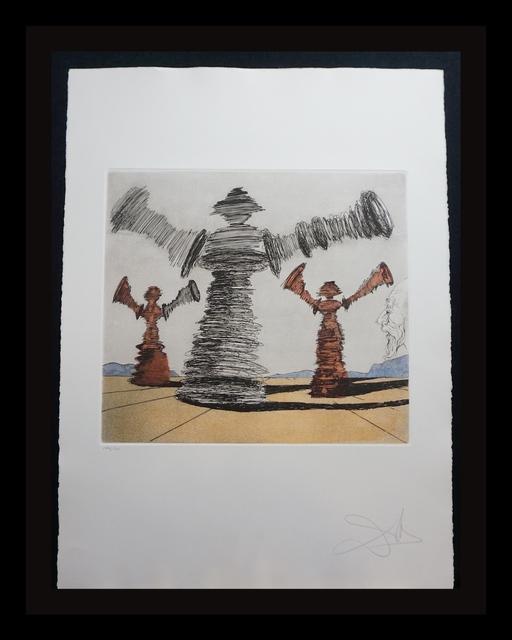 Salvador Dalí, 'Historia de Don Quichotte de la Mancha The Sinning Man', 1980, Fine Art Acquisitions