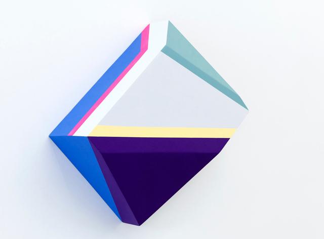 , 'Origami 1, #29,' 2014, River
