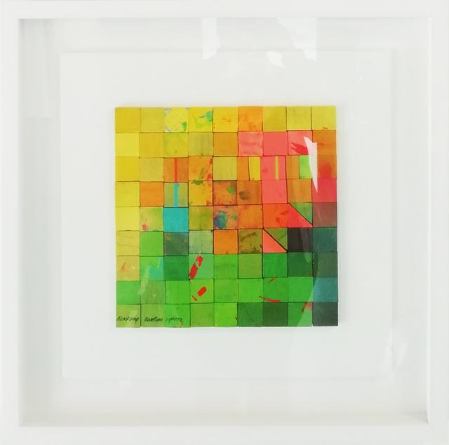 , 'Block 9 ,' 2018, The Melrose Gallery