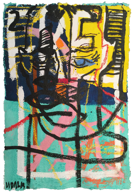 , 'Free No.2,' 2015, Tiwani Contemporary