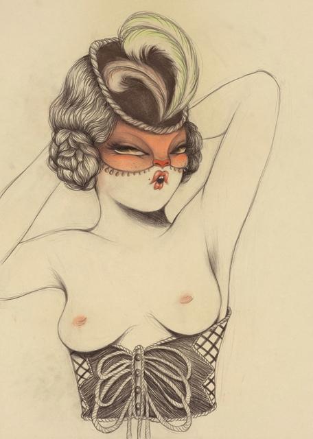 Miss Van, 'Bailarinas II', 2011, Isabel Croxatto Galería
