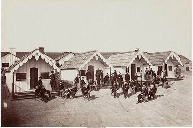 Group of Four Civil War Photographs